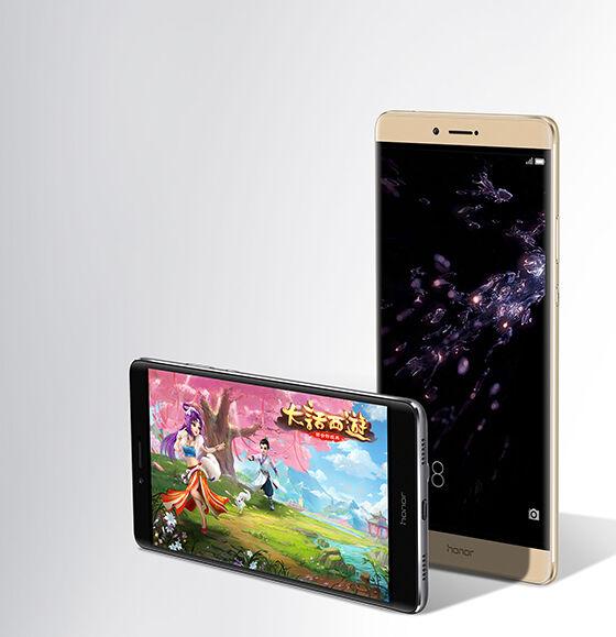 Desain Huawei Honor Note 8