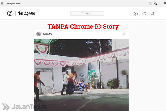 Cara Download Instagram Stories 2