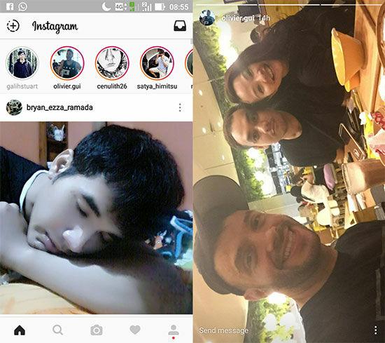 Cara Download Instagram Stories 6