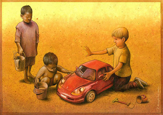 Ilustrasi Kehidupan Modern 14