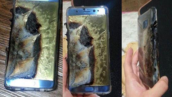 Galaxy Note 7 Meledak Lagi 2