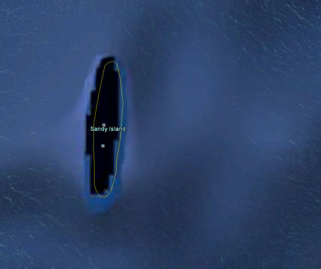 Hal Menyeramkan Di Google Earth 10