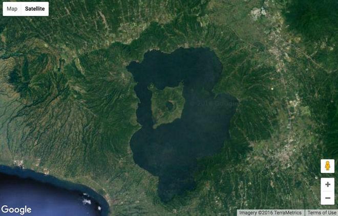 Hal Menyeramkan Di Google Earth 5