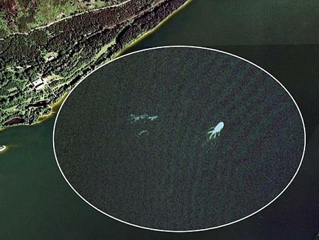 Hal Menyeramkan Di Google Earth 9
