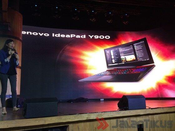 Laptop Gaming Berkualitas Ideapad Y900 35