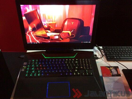Laptop Gaming Berkualitas Ideapad Y900 49