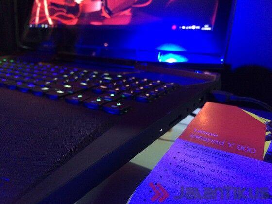 Laptop Gaming Berkualitas Ideapad Y900 51