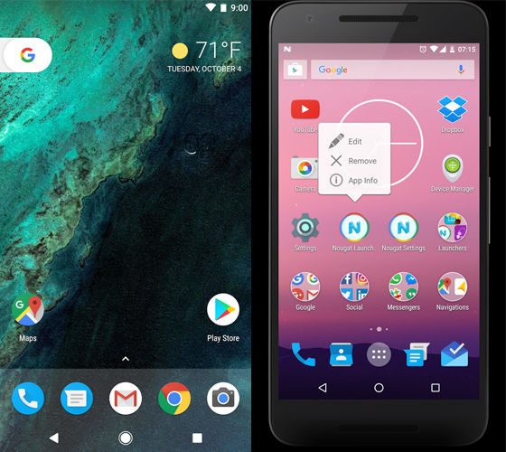 Fitur Android Nougat 1