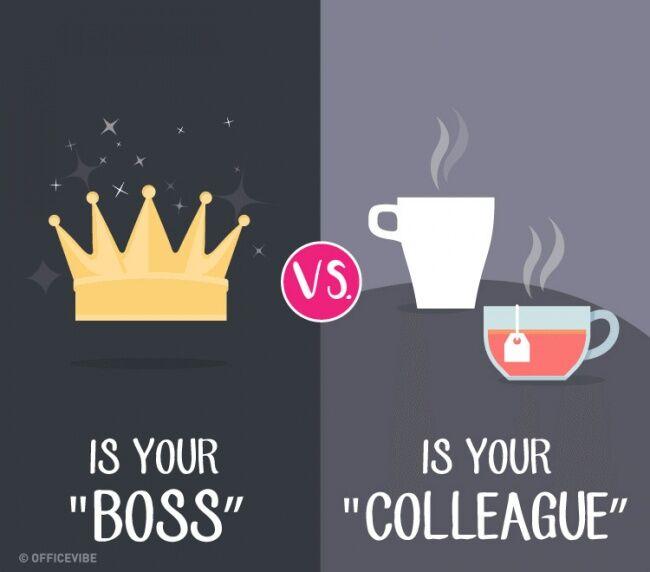 Perbedaan Bos Dan Pemimpin 9