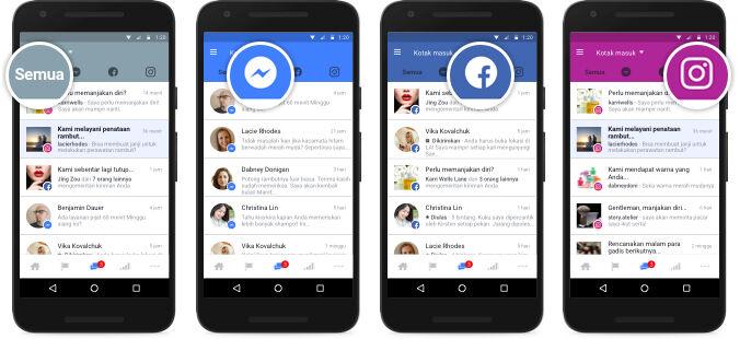 Facebook Inbox 2