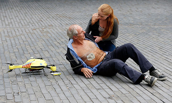 Medical Drone Pict