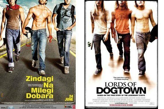 Poster Film India Yang Meniru Luar Negeri 2