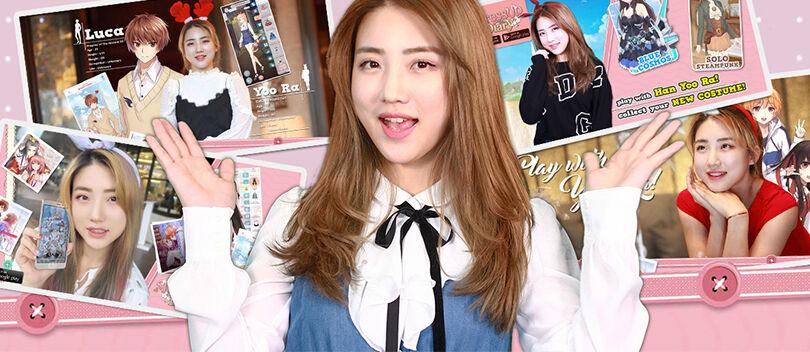 Dress Up Diary Han Yoo Ra