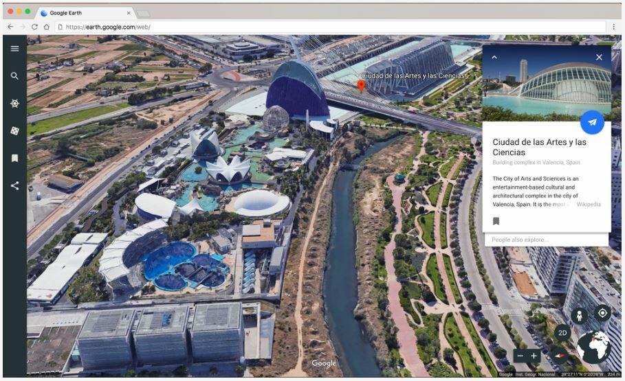 Fitur Baru Google Earth 2