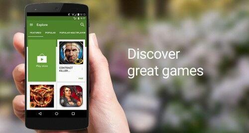 Foto Googleplay Gamegratis