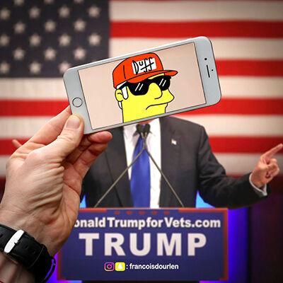 Foto Simpson Di Dunia Nyata 8