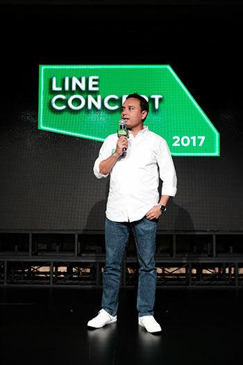 Ongki Kurniawan Line