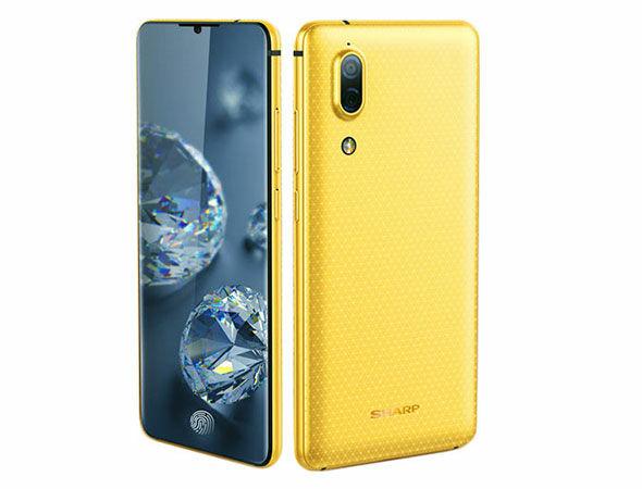 Sharp Aquos 2 Smartphone Tanpa Bezel 4