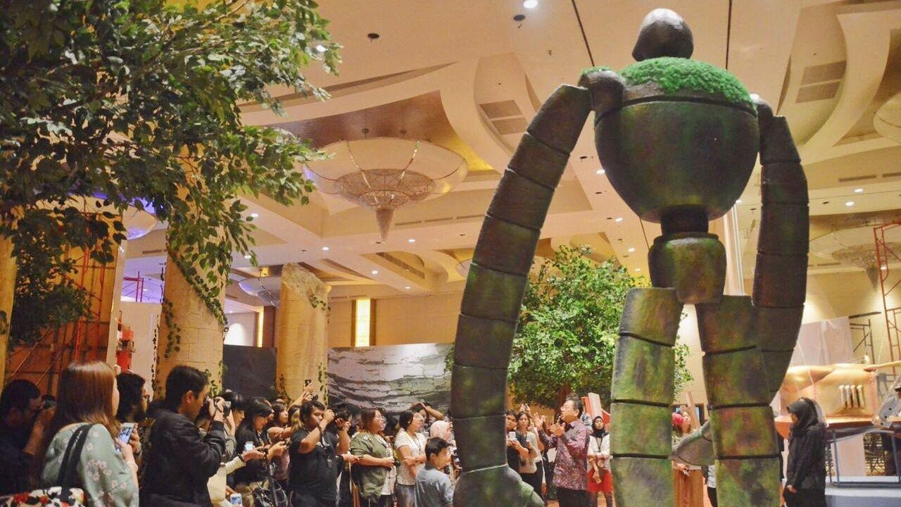 The World Of Ghibli Jakarta 2