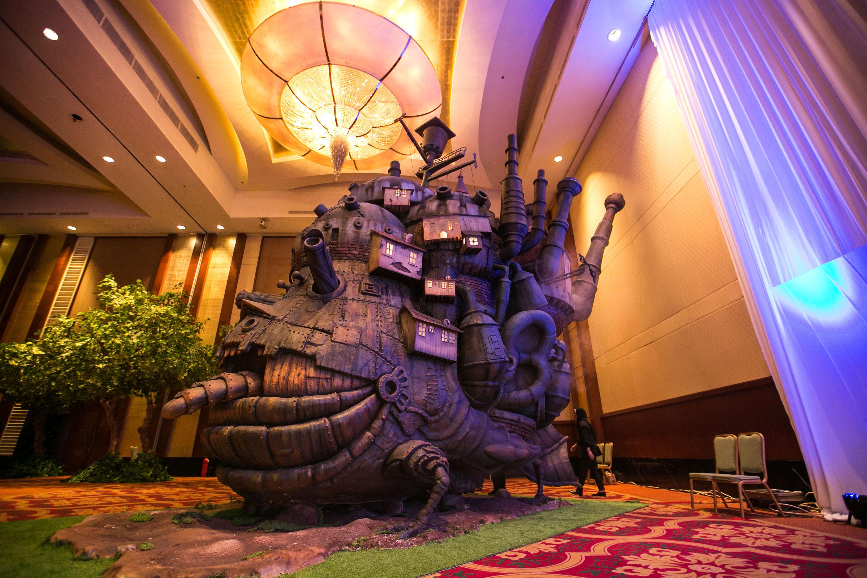 The World Of Ghibli Jakarta Exhibition 5