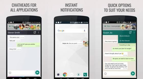 Aplikasi Android Paling Unik Directchat