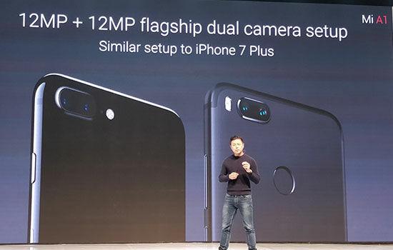 Xiaomi Mi A1 Indonesia 2