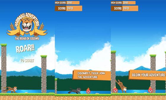 The Roar Of Cisewu Game Android Dari Viral Sosial Media