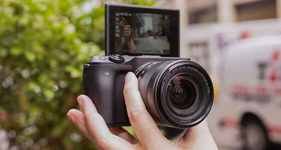 Canon Eos M3 Kamera Youtuber
