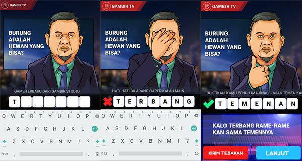 Game Kuis Buatan Indonesia 2