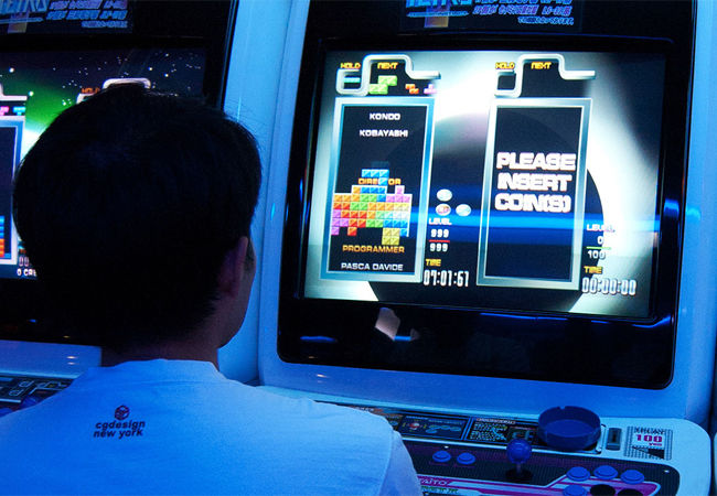 Game Tetris 4 E3279
