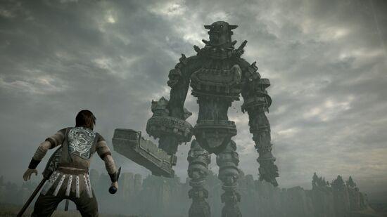 Shadow Of Colossus F8084