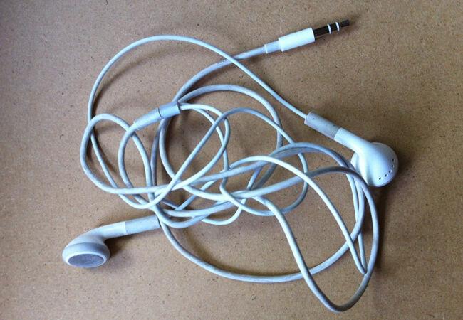 Kabel Headset Kusut Bfd94