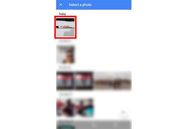 Kamera Google 5 754e7