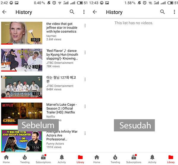 Cara Menghapus Riwayat Pencarian Youtube 2 C7904