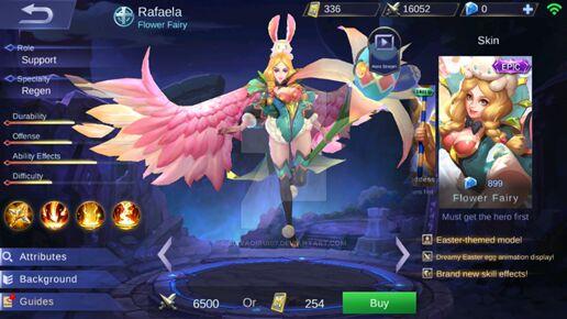 Rafaela E955a