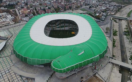 Stadion Sepak Bola Unik Dunia 3 19854