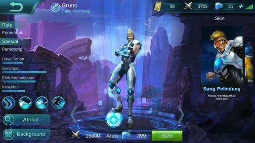 Bruno 185cf