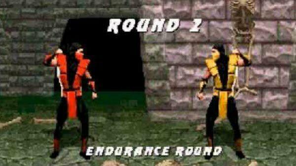 Medium Hidden Characters Mortal Kombat 1992 71f61