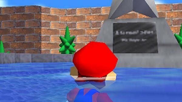 Medium Luigi 64 Super Mario 64 1996 91f69
