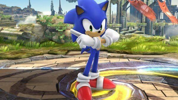 Medium Sonic Smash Super Smash Bros Melee 2001 181fb