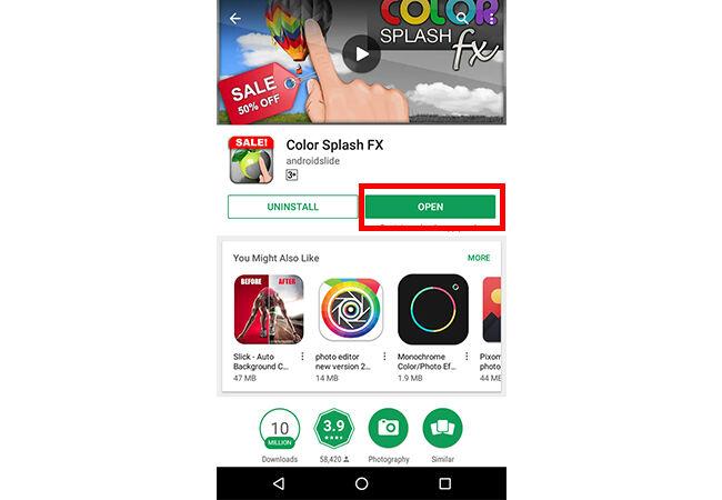Cara Ubah Foto Hitam Putih Jadi Berwarna Android 1 0690f