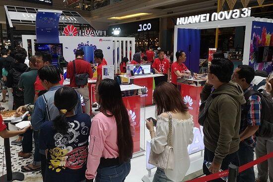 Fisrt Sale Huawei Nova 3i 1 08c98