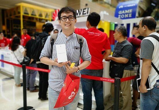 Fisrt Sale Huawei Nova 3i 2 Eb886