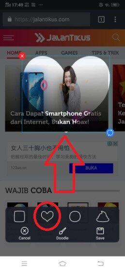 Cara Screenshot Hp Vivo 11 F33f4
