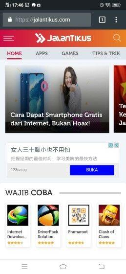 Cara Screenshot Vivo 1 Eca3f
