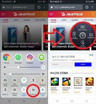 Cara Screenshot Vivo 4 Ea2fa