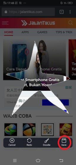 Cara Screenshot Vivo 9 Eae2b