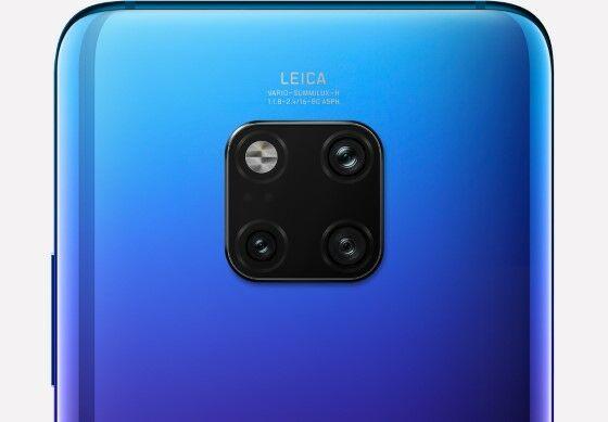 Huawei Mate 20 Pro Kamera 15e6f