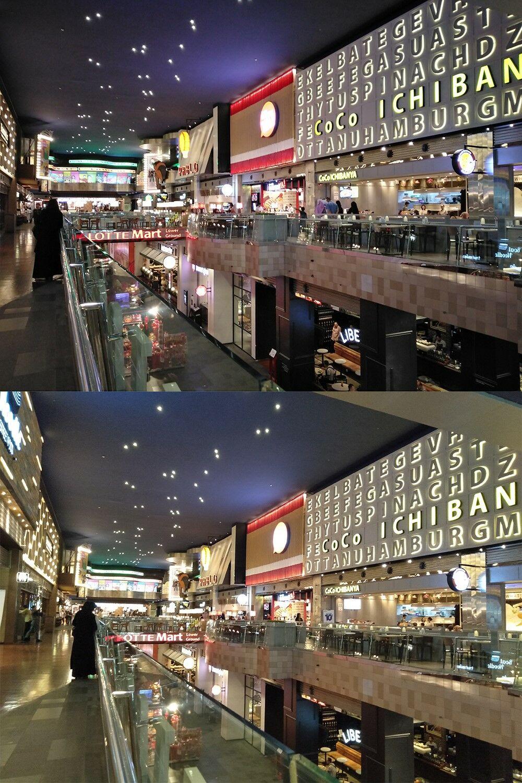 Perbandingan Foto Huawei Vs Realme 03 5517e