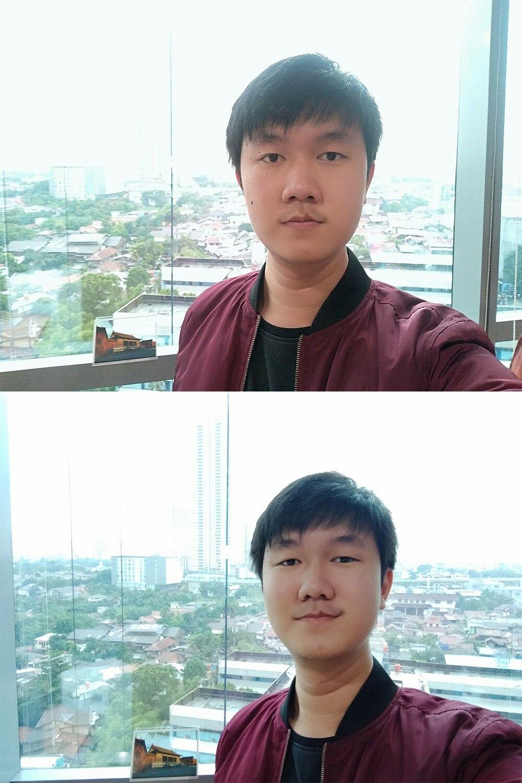 Perbandingan Selfie Huawei Vs Realme 02 Aa382